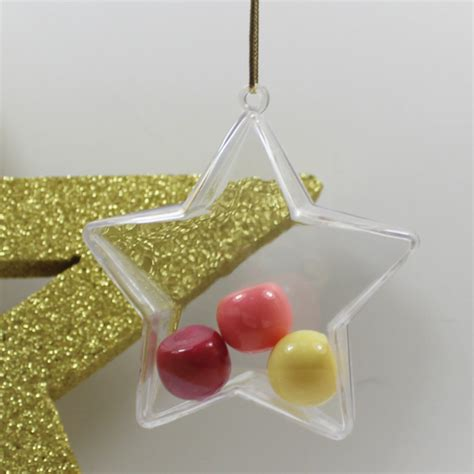 clear plastic ball ornaments bulk christmas product