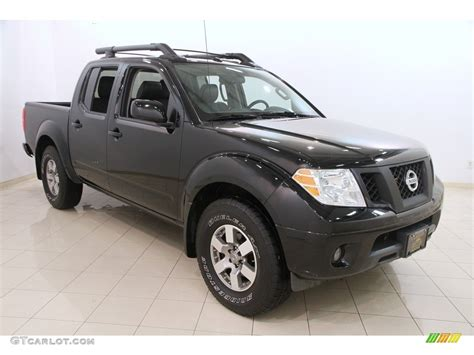 2012 Nissan Frontier by 2012 Black Nissan Frontier Pro 4x Crew Cab 4x4
