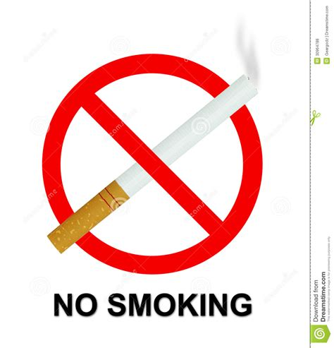 no smoking sign without cigarette no smoking sign with cigarette royalty free stock photos