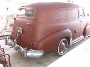 1948 Chevrolet Sedan Delivery Chevrolet Sedan Delivery 46px Image 4