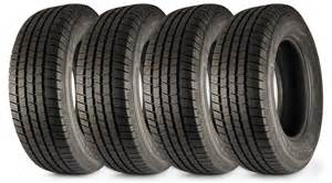 Tires To You A2i Wheel Tire Set Of 4 Michelin Ltx M S 2 Radial