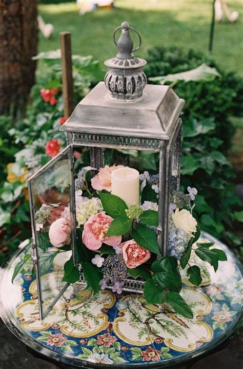 wedding centerpieces with flowers and lanterns 48 amazing lantern wedding centerpiece ideas deer pearl