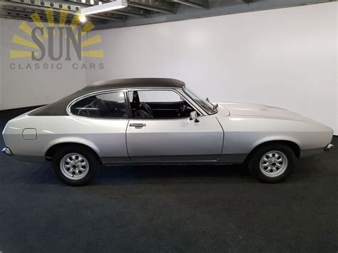 ford capri  te koop bij sun classic cars