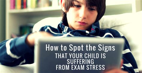 7 Signs That Your Child Is Developing An Disorder by How To Spot The Signs That Your Child Is Suffering From