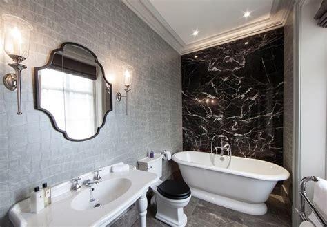 gray bathroom wallpaper contemporary bathroom wallpaper bathroom contemporary with