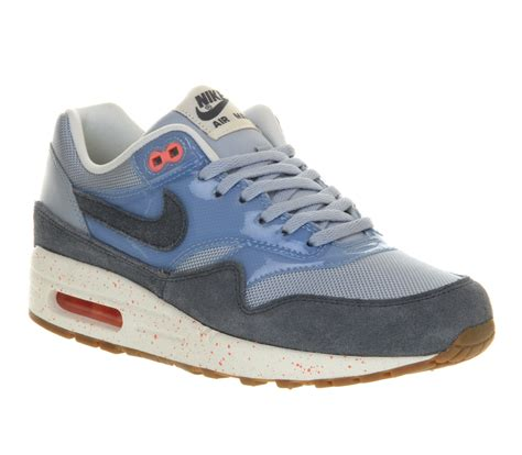 light pink nike air max nike air max 1 l light armoury blue pink hers trainers