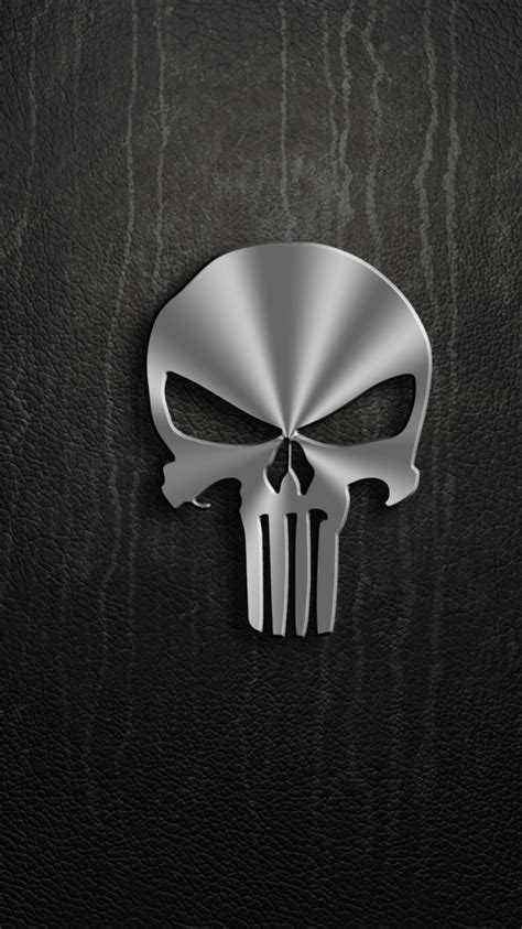 wallpaper iphone hd skull punisher skull wallpaper hd for mobile phone free to have