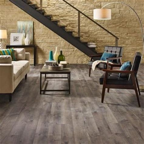 Pergo XP Southern Grey Oak 10 mm Thick x 6 1/8 in. Wide x