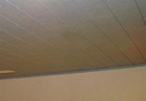 Plafond Plastique by Plafond Suspendu Plastique Isolation Id 233 Es