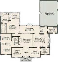 southern home floor plans plan w62092v southern house plans home designs