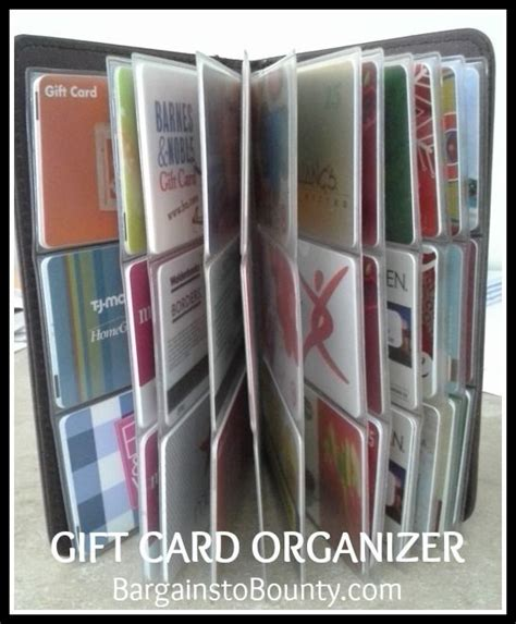 Gift Card Organizer For Purse - 25 best ideas about card organizer on pinterest card storage greeting card