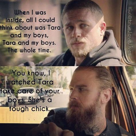charlie hunnam zitate jax and opie moment 4x02 booster sons of anarchy sons