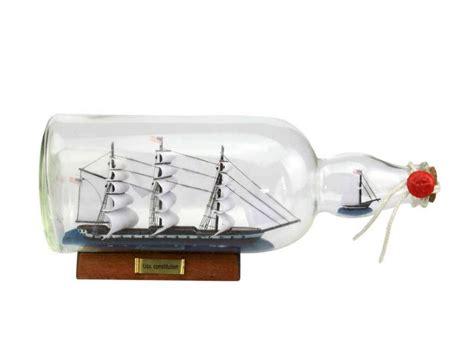 boat in a bottle buy uss constitution model ship in a glass bottle 11 inch