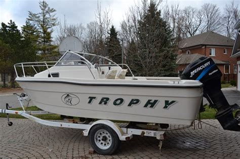 used trophy boats ontario boats for sale used boats yachts for sale boatdealers ca