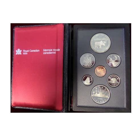 canada  proof set national parks golden eagle coins