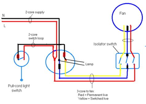 wiring diagram for bathroom fan wiring bath fan with light