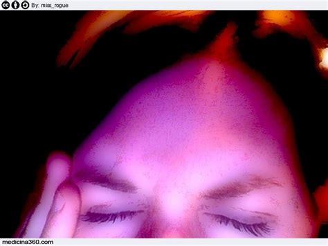 mal di testa con aura emicrania con aura