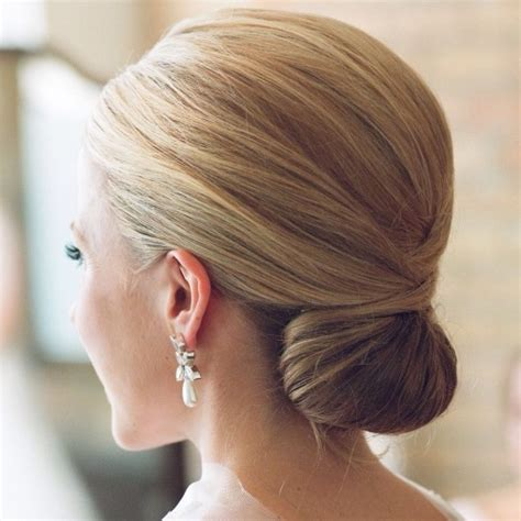 chignon hairstyle pictures hair