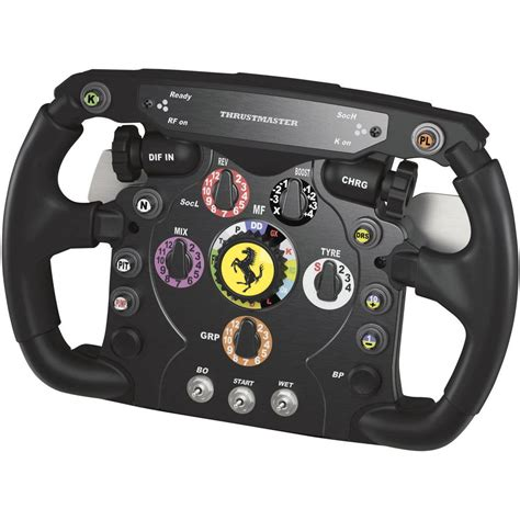 volante usb volante thrustmaster 174 f1 wheel add on t500 rs usb