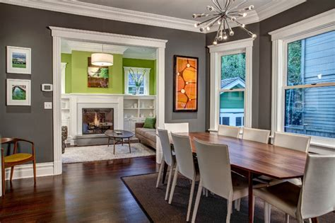 Dining Room Craftsman Dining Room Seattle By Board Dining Rooms Seattle