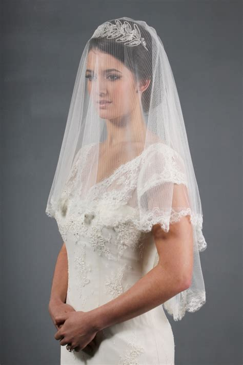 Bridal Veil by Gorgeous Photos Of Lace Wedding Veils Sang Maestro