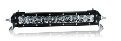 led light bar reviews black oak led 10 inch s series led light bar review