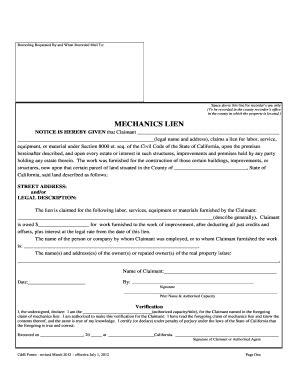 Pre Lien Notice Letter Sle Gallery Download Cv Letter And Format Sle Letter Pre Lien Notice Template