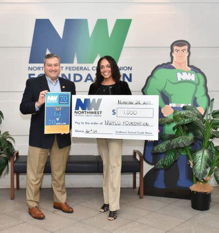 nwfcu foundation celebrates givingtuesday with weeklong