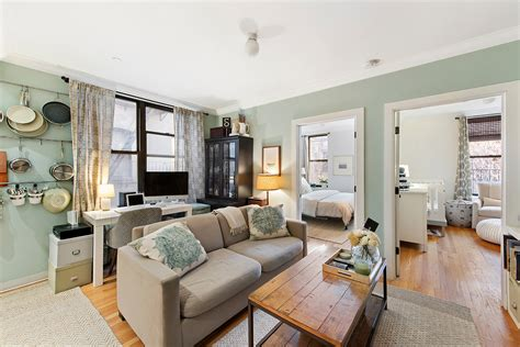 harlem 2 bedroom apartments cute seafoam apartment offers two bedrooms in harlem for 699k 6sqft