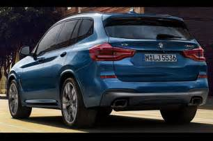 Bmw X 3 New Bmw X3 Appears In Leaked Photos Geeky Gadgets