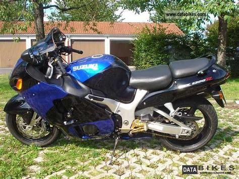 2002 Suzuki Motorcycles 2002 Suzuki Gsx1300r
