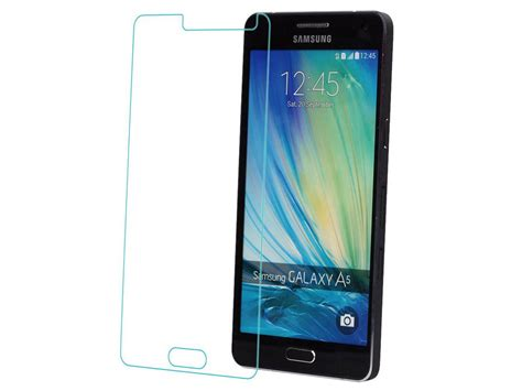 Tempered Glass Samsung A5 A500 Screen Protector Antigo Keren samsung galaxy a5 2015 screenprotector tempered glass
