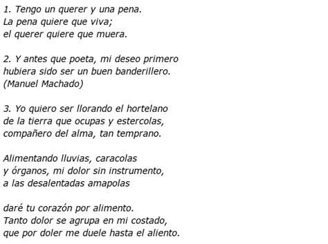 poemas romanticos de cuatro estrofas literatoes poemas de seis versos la gu 237 a de lengua