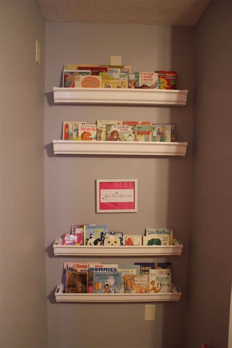White Wall Mounted Bookshelves 7 Best Images About Many Books Not Enough Space On