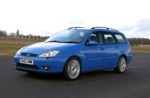 Ford Estates Ford Focus Estate Review 1998 2004 Parkers