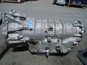 Bmw X5 Transmission Transmission Assembly Automatic 24007511023 Bmw X5 3 0i