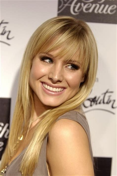piecey bangs pictures 14 stylish hairstyles for women with heart shaped face