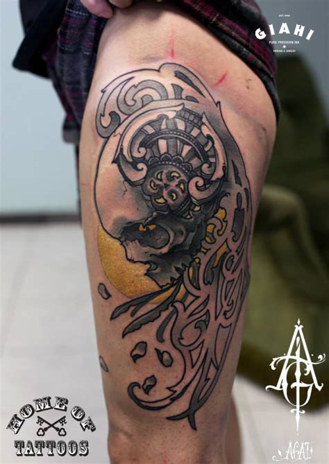 baroque tattoo baroque skull www imgkid the image kid has it