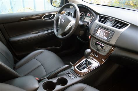 2013 Nissan Sentra Interior by 2013 Nissan Sentra Sl Interior Photo