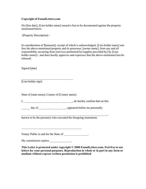 Demand Letter Coa notarized letter template free premium