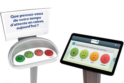 DYMENSION Solutions tactiles, tables interactives et bornes de satisfaction
