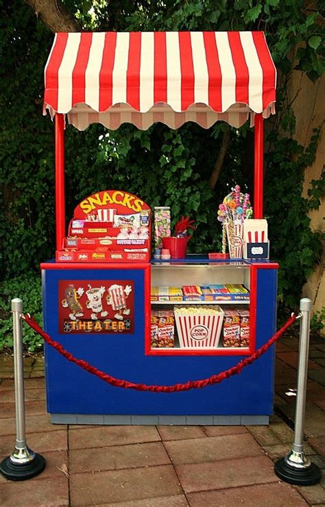 Backyard Burger California Childs Backyard Snack Bar Concession Stand Can Be