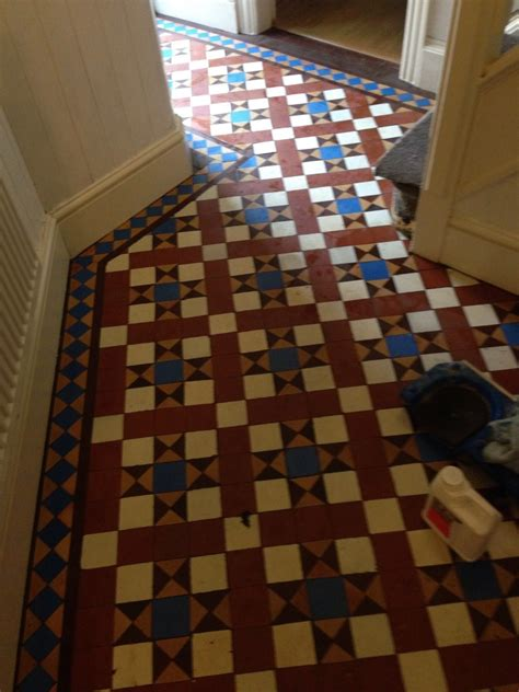 Vaccume Sealer Victorian Minton Floor Tile Cleaners Tile Cleaning
