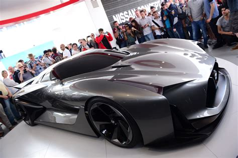 Nissan Concept 2020 by Live Photos And Of Nissan S Concept 2020 Vision