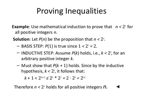 tutorial questions on mathematical induction 5 1 induction