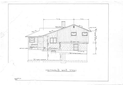 side split house plans side split house plans 6 bedroom sidesplit house plan