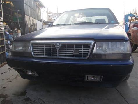 Lancia Spare Parts Lancia Thema 8 32 Spare Parts For Sale On Car And
