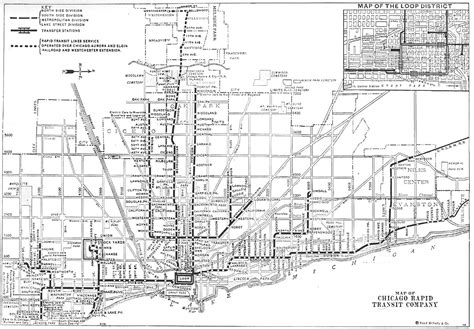 chicago map black and white westchester branch