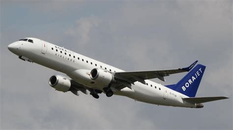 Bor Jet borajet airlines and nordic regional airlines norra join