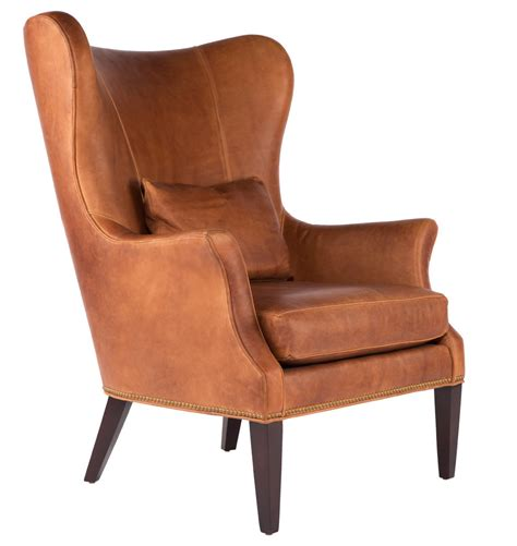chair modern clinton modern wingback chair rejuvenation